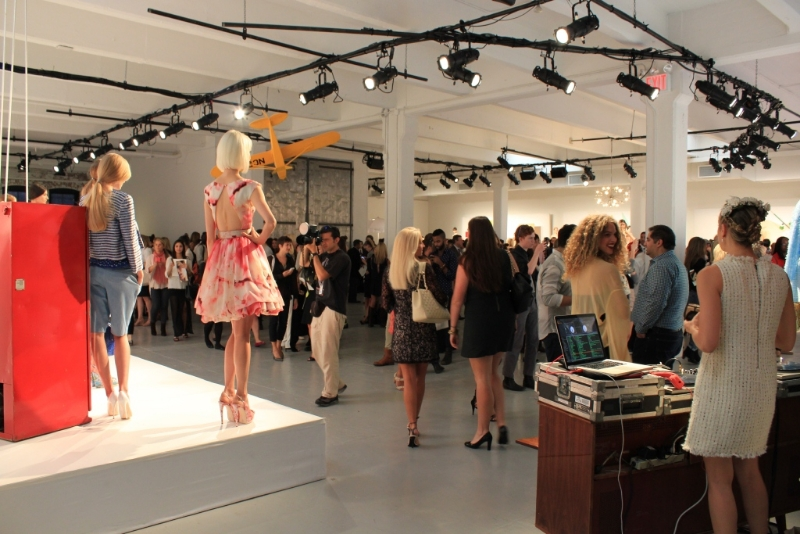 Fashion Exhibition at Gallery
