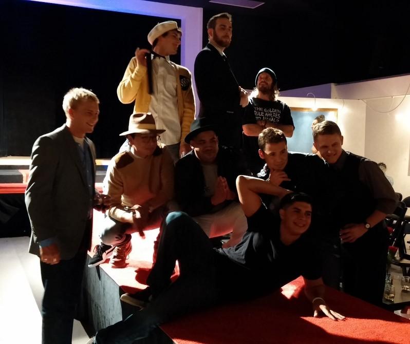 Blackboard Gallery, Invierno Fashion Show