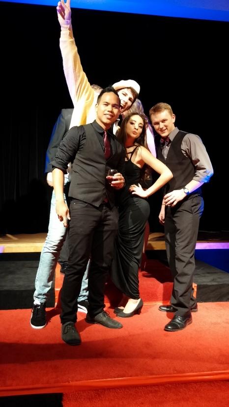 Dania Gutierrez, Ricardo Rubio, Models