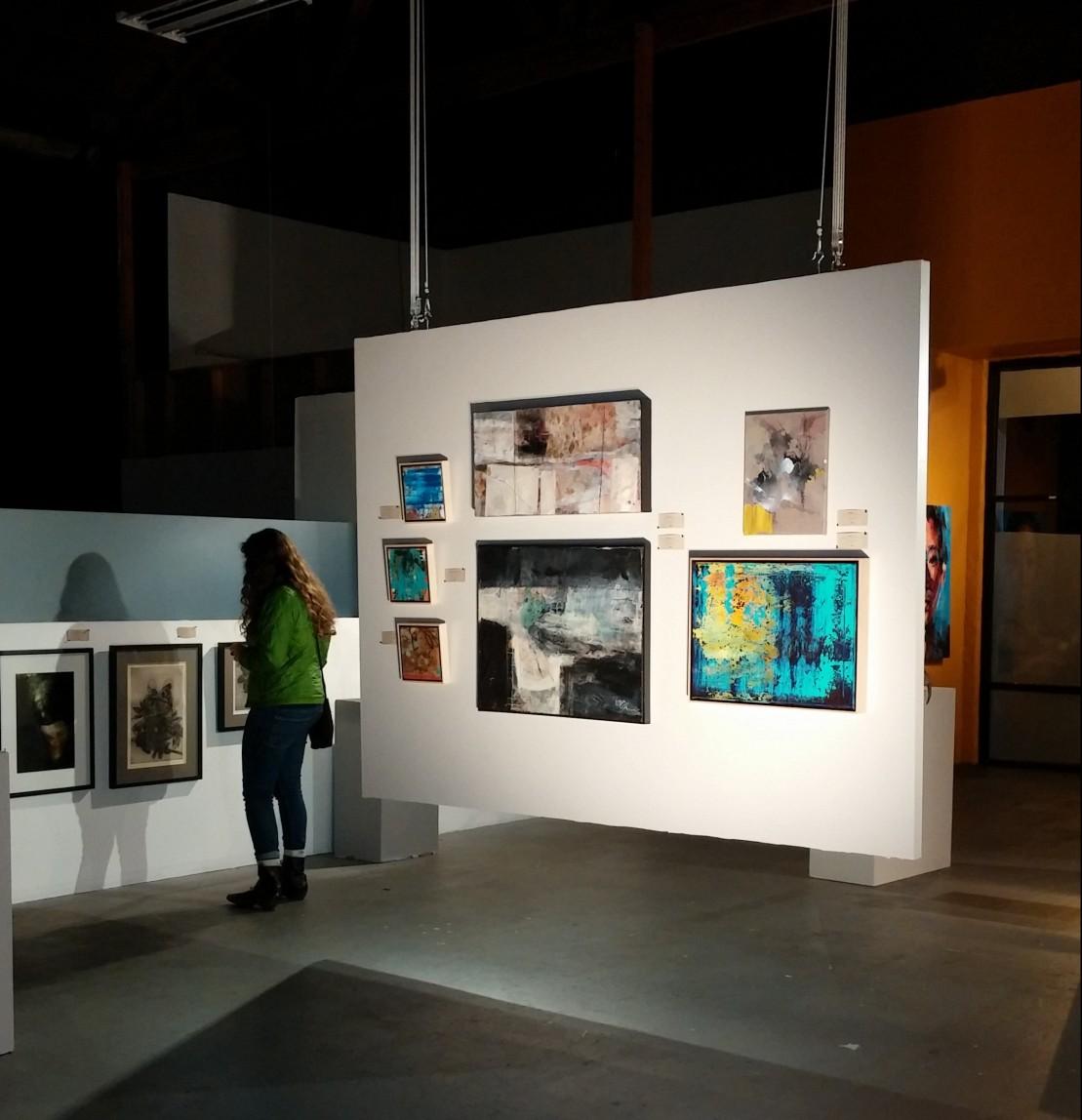 Dab Art at the HUD Gallery | Ventura California