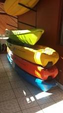 Color Canoes - ©EDGExpo.com