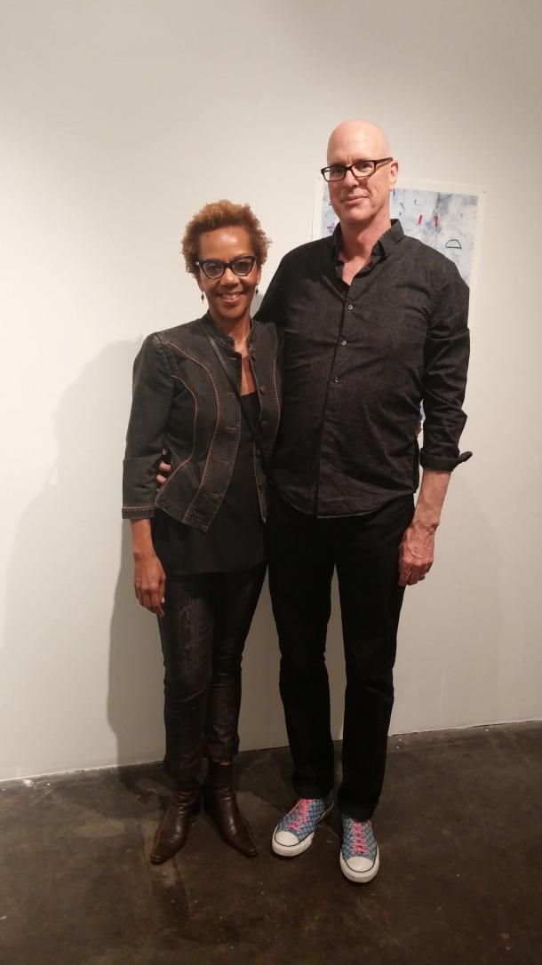 Rhonda P. Hill and Erik ReeL