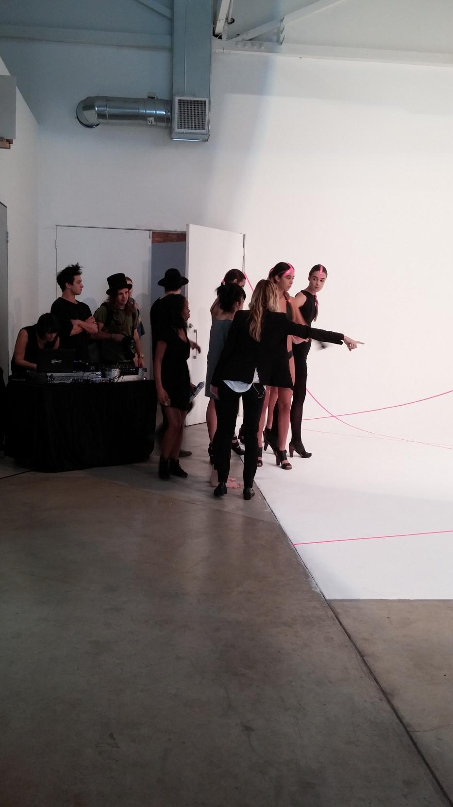 Models Rehearsal