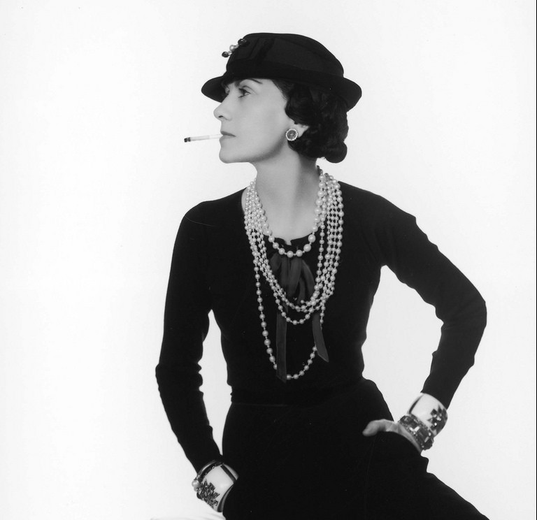 Portrait of Coco Chanel by Man Ray - ca. 1935 Flickr - Photo