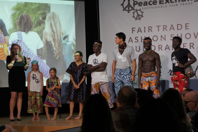 ©Isabel Szkiba/Fair Trade Fashion Show