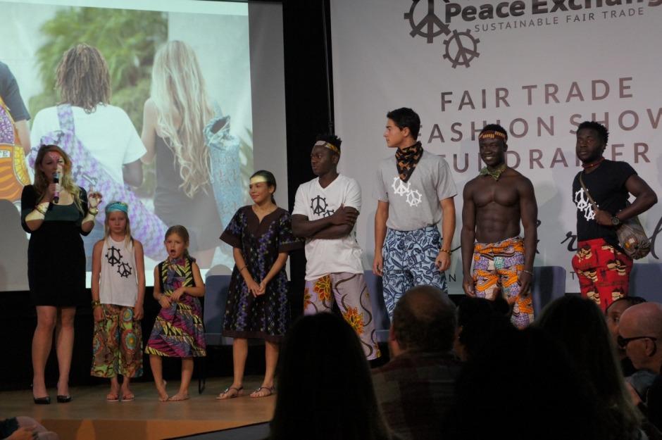 ©Isabel Szkiba/Fair Trade Fashion Show