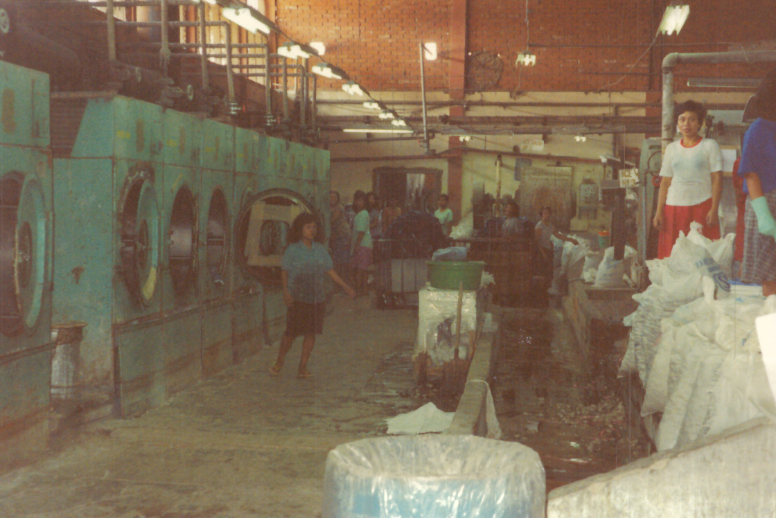 1992 - Hong Kong Factory, Denim Laundry, ©Rhonda P. HillEDGExpo (3)