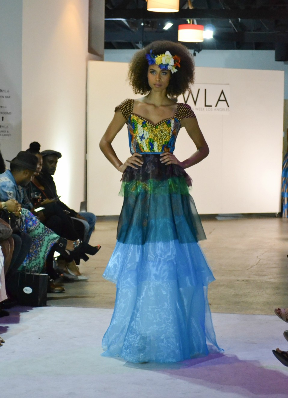 Koko Nanga, African Fashion Week 2016, EDGExpo.com | Photography: Cindy Ceballos