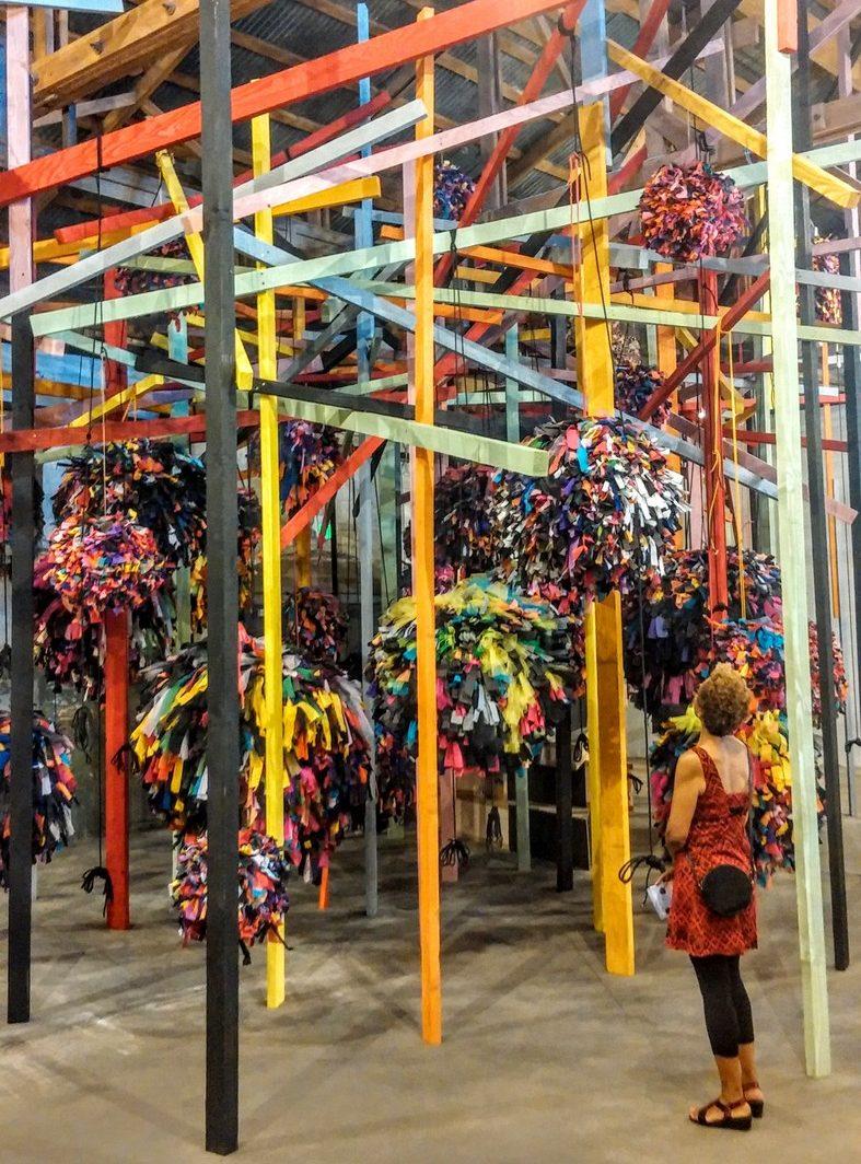 EDGExpo.com, Rhonda P. Hill at Hauser Wirth & Schimmel | Phyllida Barlow, artist - England