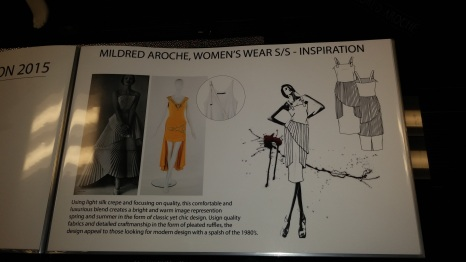 Designer, Mildred Aroche at Ai Portfolio Review, EDGExpo.com