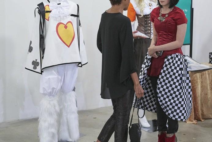 Costume Design, Rhonda P. Hill and Art Institute graduate, Tiffany Dawn Silver