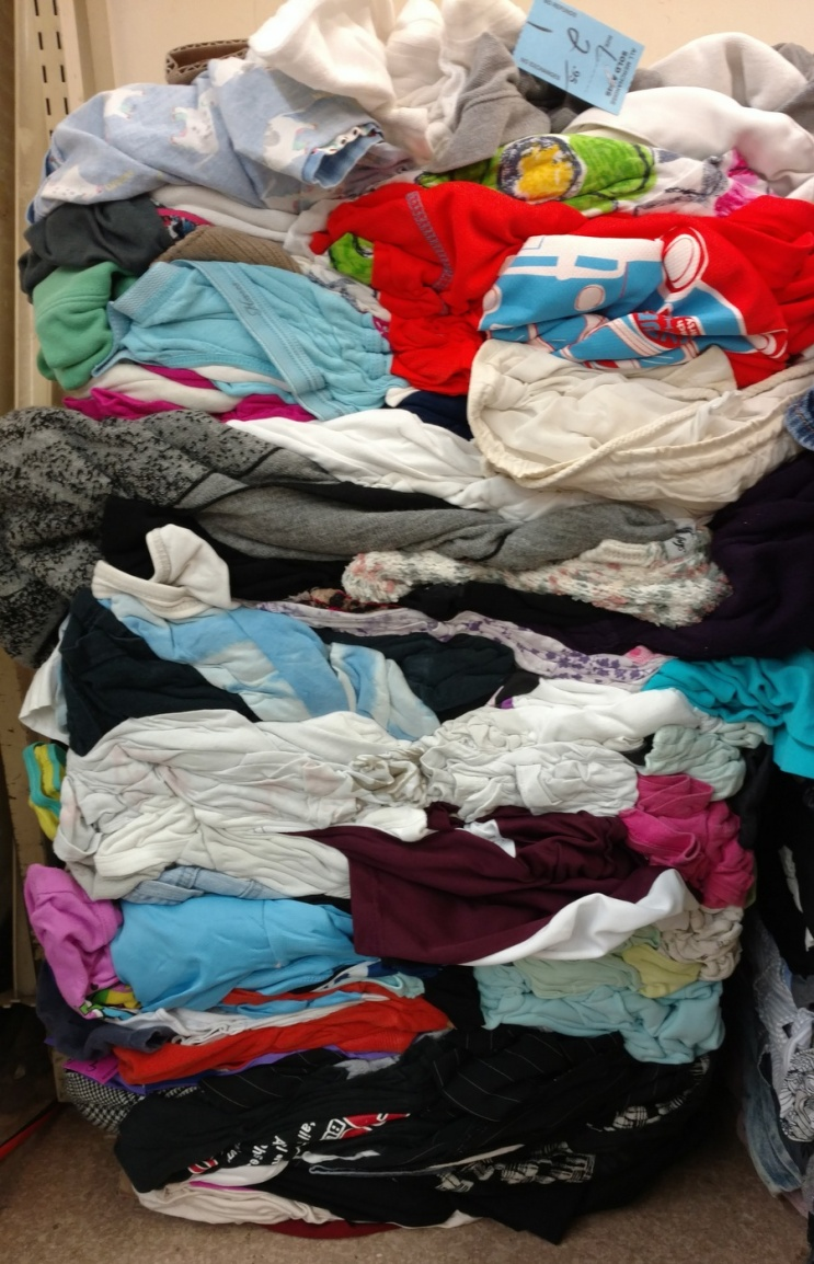 The Arc Foundation Thrift Store | Unwanted and Not Saleable R.A.G.S.