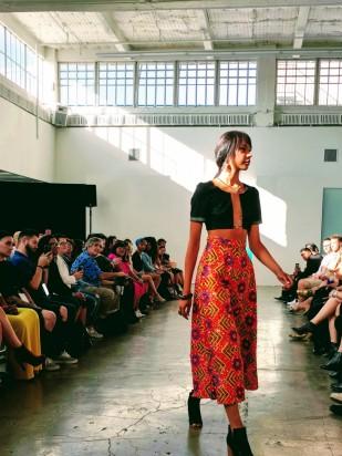 JoMaureen Koko Darpolor, Ai Fashion Show, ©EDGExpo.com, (2)