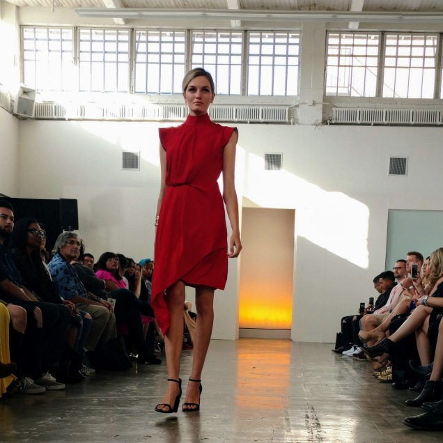 Zae Daniels, Ai Fashion Show, ©EDGExpo.com