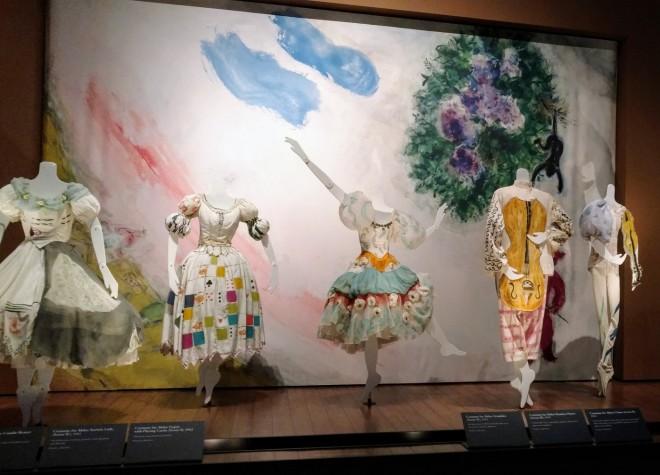 LACMA Chagall: Fantasies for the Stage | Aleko, photo EDGExpo.com