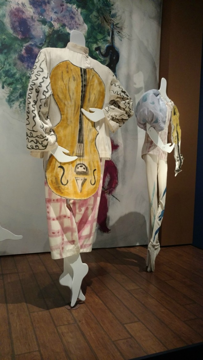 LACMA Chagall: Fantasies of the Stage | Aleko, photo: EDGExpo.com