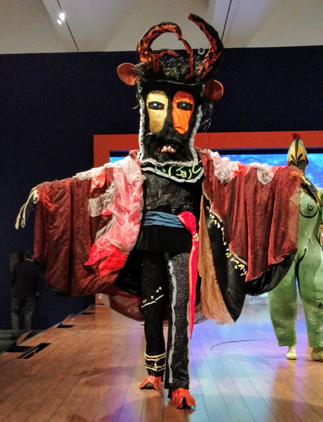 LACMA Chagall: Fantasies of the Stage | The Firebird, photo: EDGExpo.com