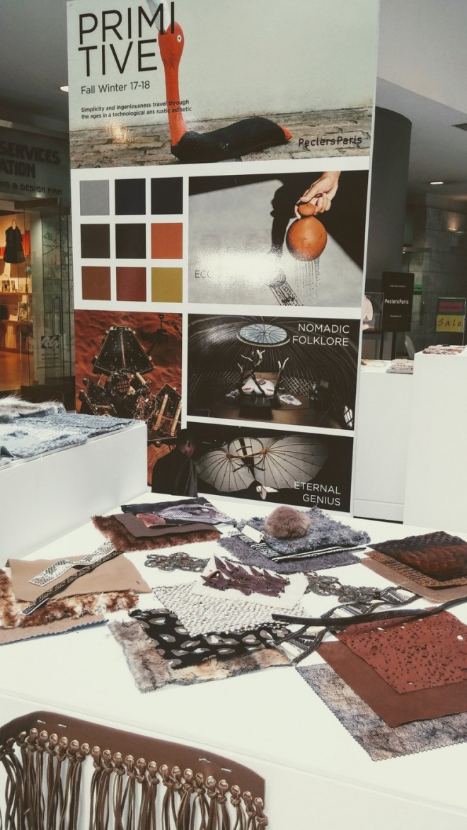 LA International Textile Show   Peclers Paris Exhibit, EDGExpo.com