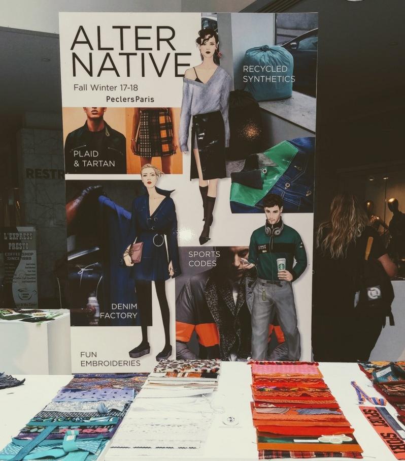 LA International Textile Show | Peclers Paris Exhibit, EDGExpo.com