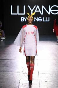 Lu Yang by Yang Lu | Nolcha Shows NY Fashion Week