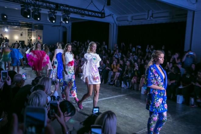 Neubyrne | Nolcha Shows New York City Fashion Week, SS 2018