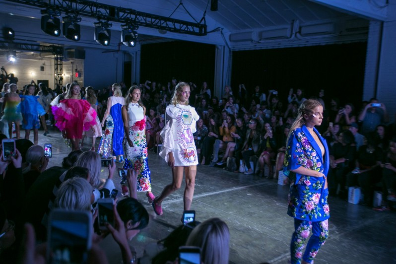 Neubyrne | Nolcha Shows New York City Fashion Week, SS 2018