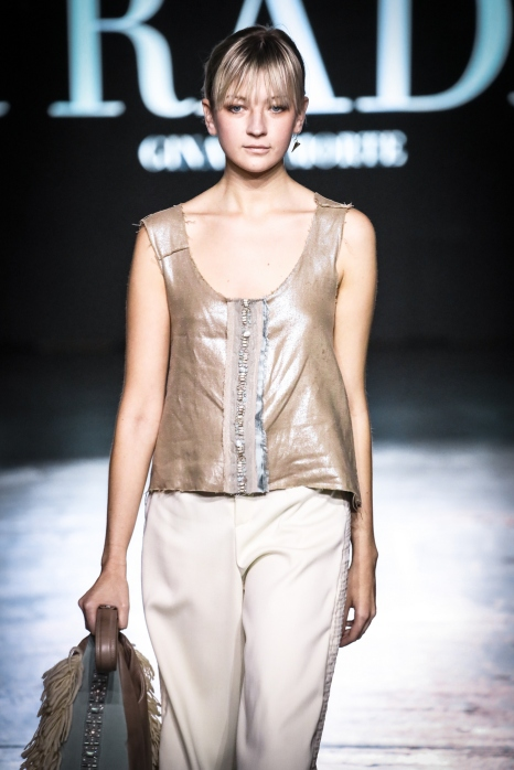 TRADE by Gina La Morte | Nolcha Shows NY Fashion Week