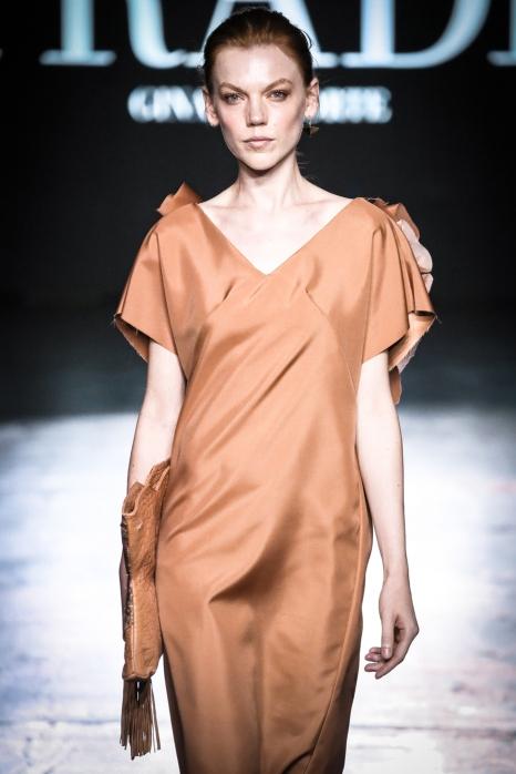 TRADE by Gina La Morte | Nolcha Shows NY Fashion Week