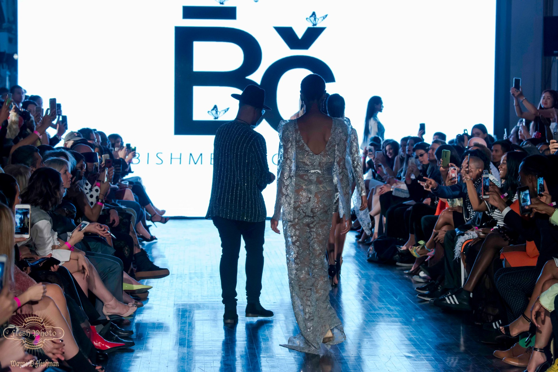 photo: Wayne D. Fleshman, LA Fashion Week, EDGExpo.com,