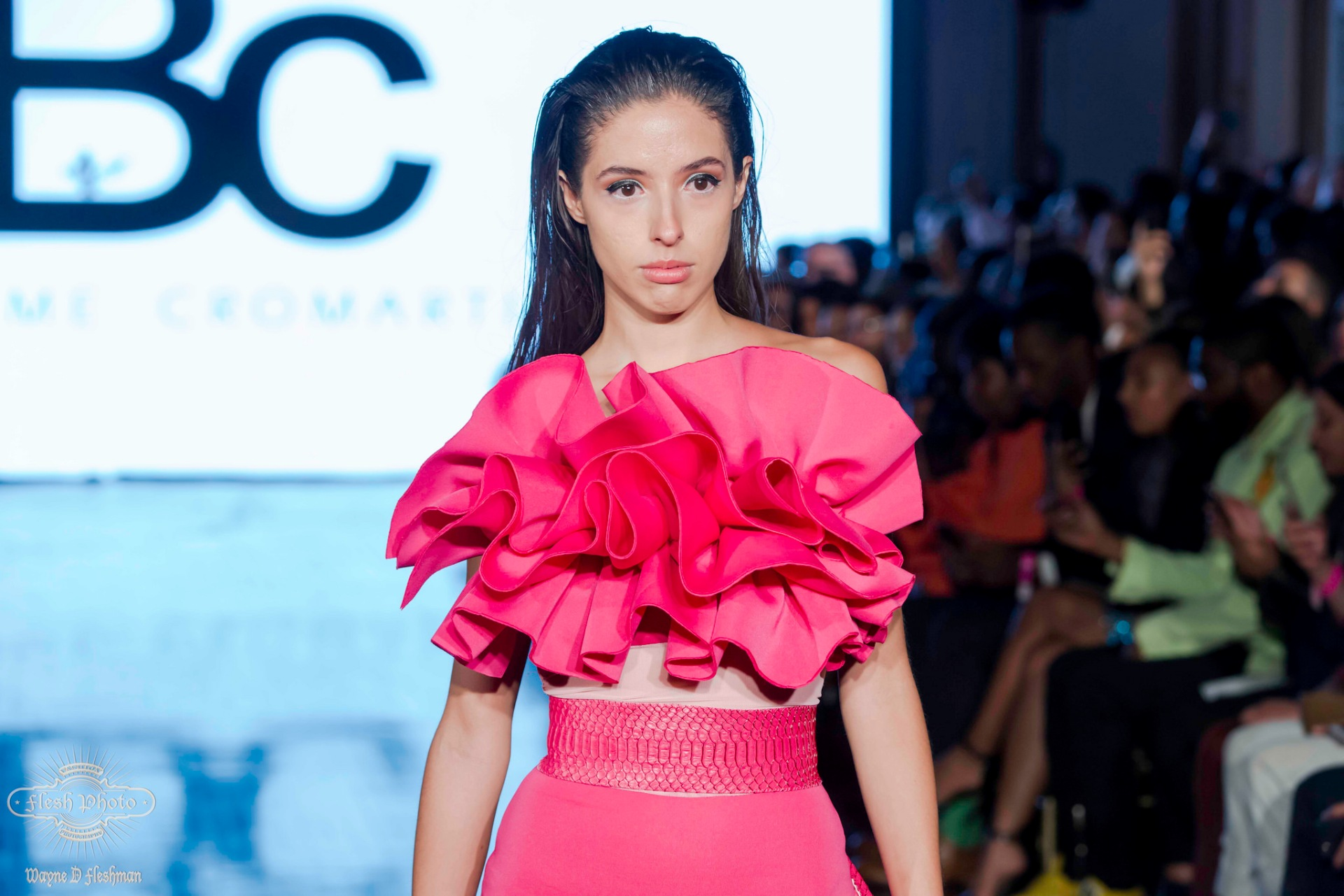 Bishme Cromartie | LA Fashion Week