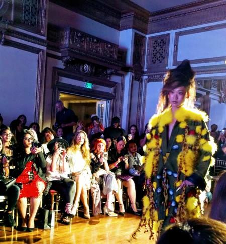 Mary Me Jimmy Paul LA Fashion Week, EDGExpo.com