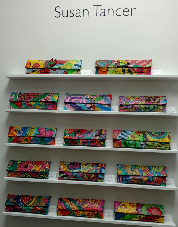 Blurred Boundaries: Fashion as an Art, Susan Tancer, designer | GraySpace Gallery, ©EDGExpo.com