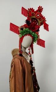 Blurred Boundaries Fashion as an Art, Alena Kalana, designer, ©EDGExpo.com
