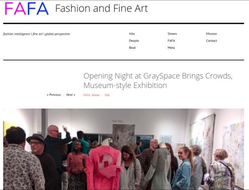 Blurred Boundaries Review at FAFA.World, website Screenshot