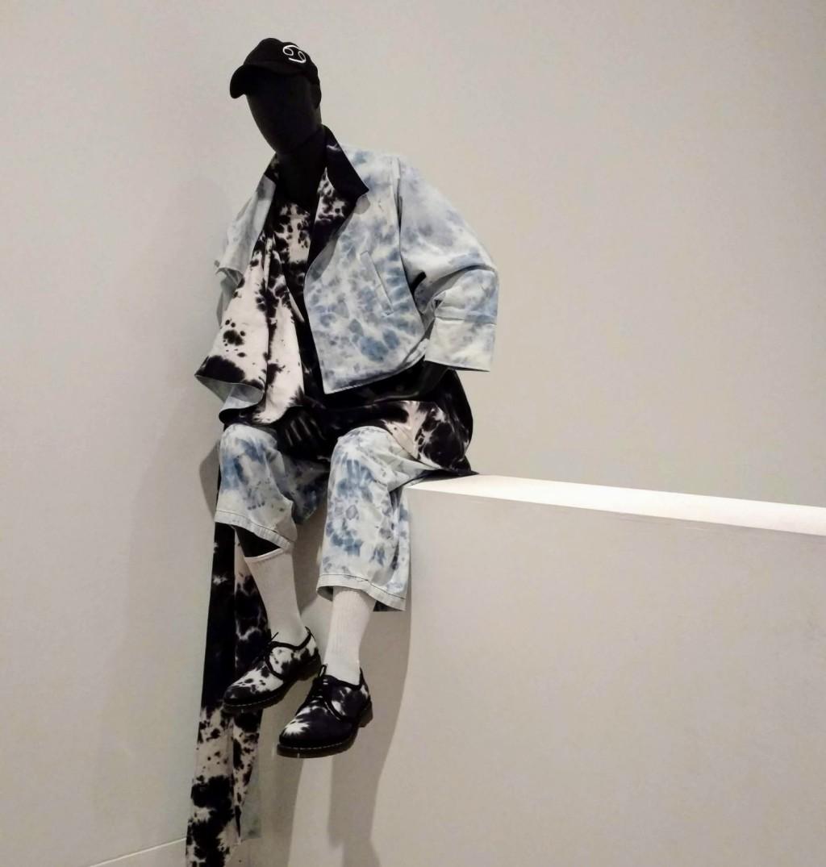 69: Déjà Vu MOCA exhibit