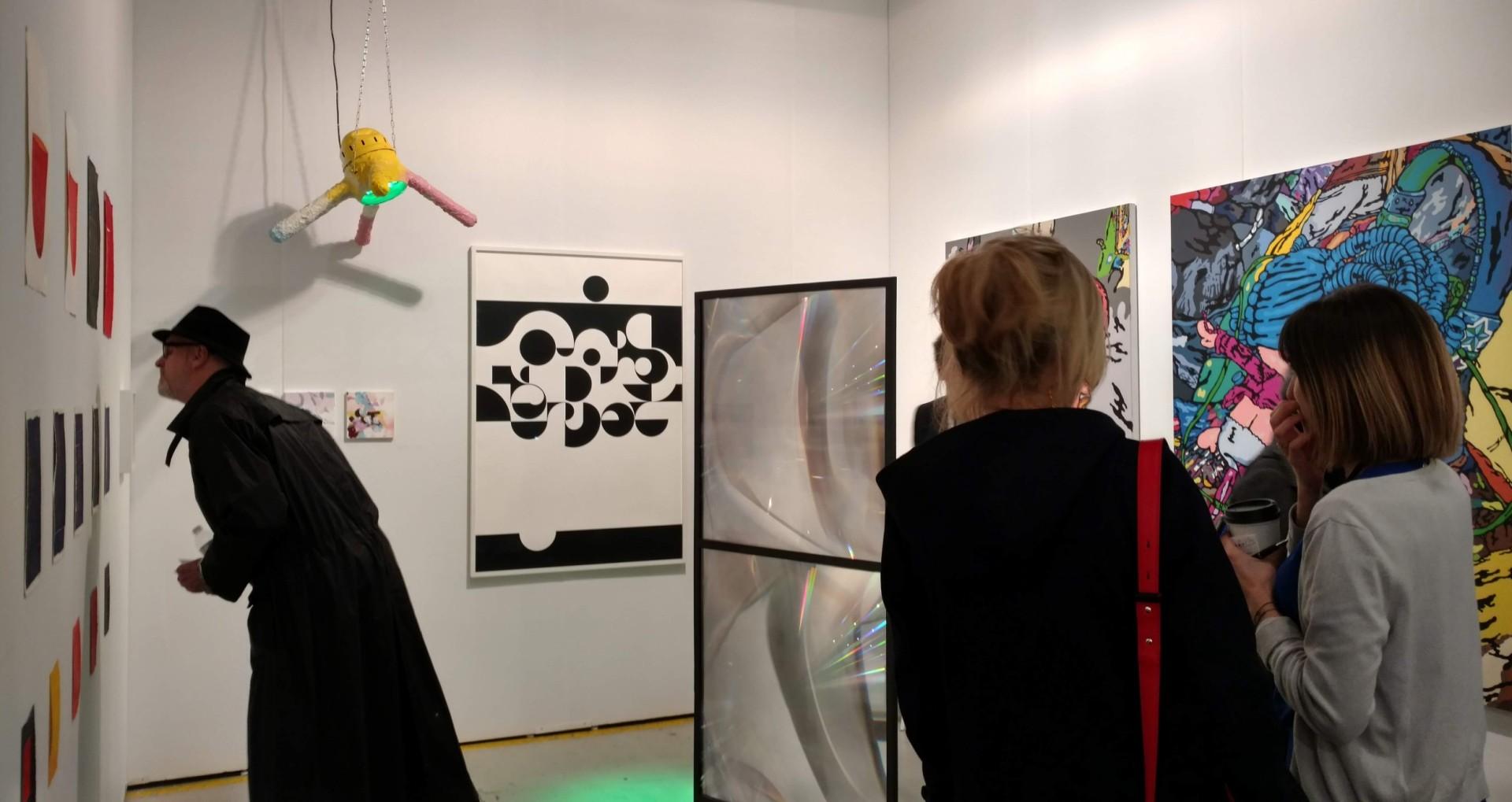Art Los Angeles Contemporary 2019, EDGExpo.com