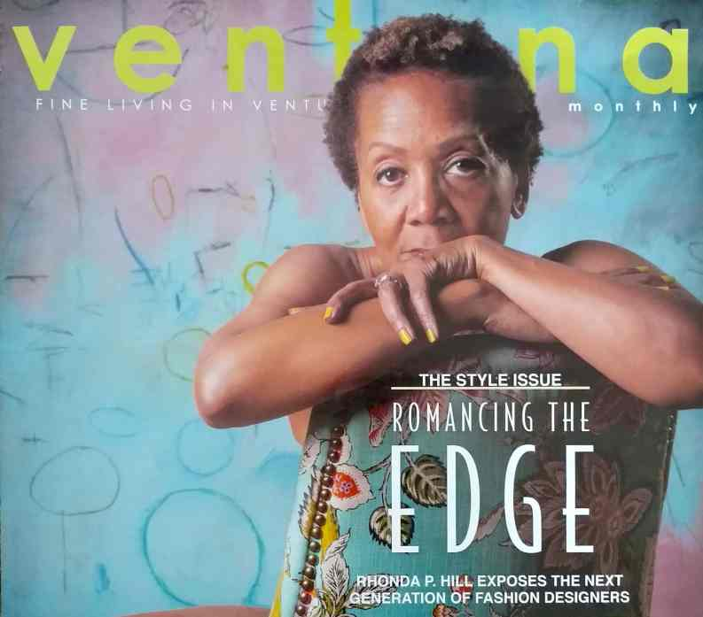 Rhonda P. Hill | Ventana Style Issue Cover Story, March 2019