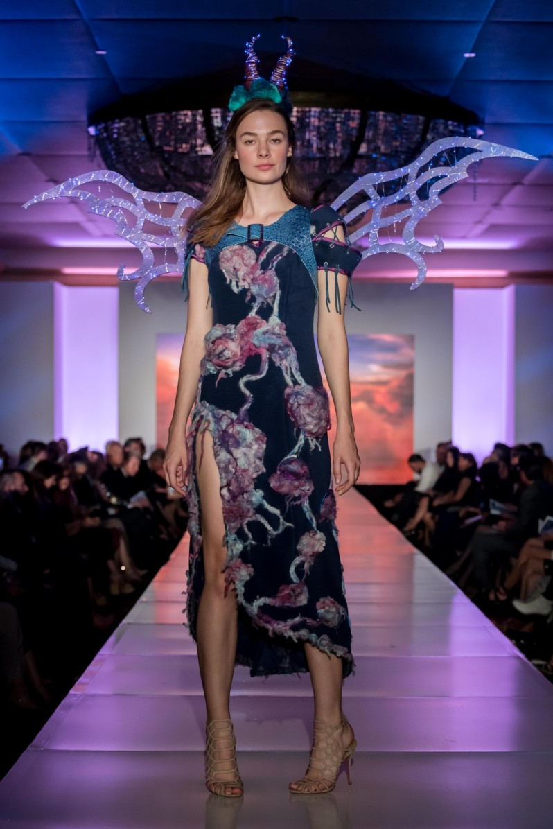 Woodbury University Fashion Show   photo Wayne D. Fleshman   EDGExpo.com