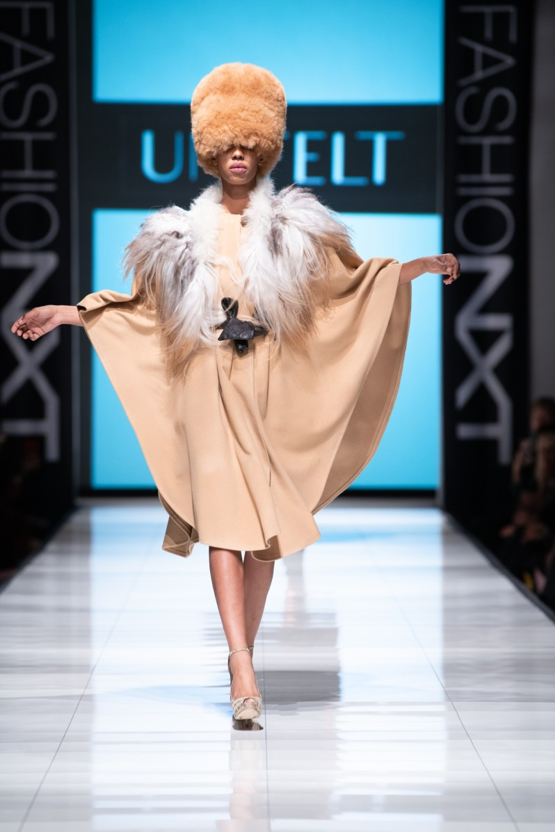 FashioNxt, Unifelt | photo courtesy of FashioNxt Week