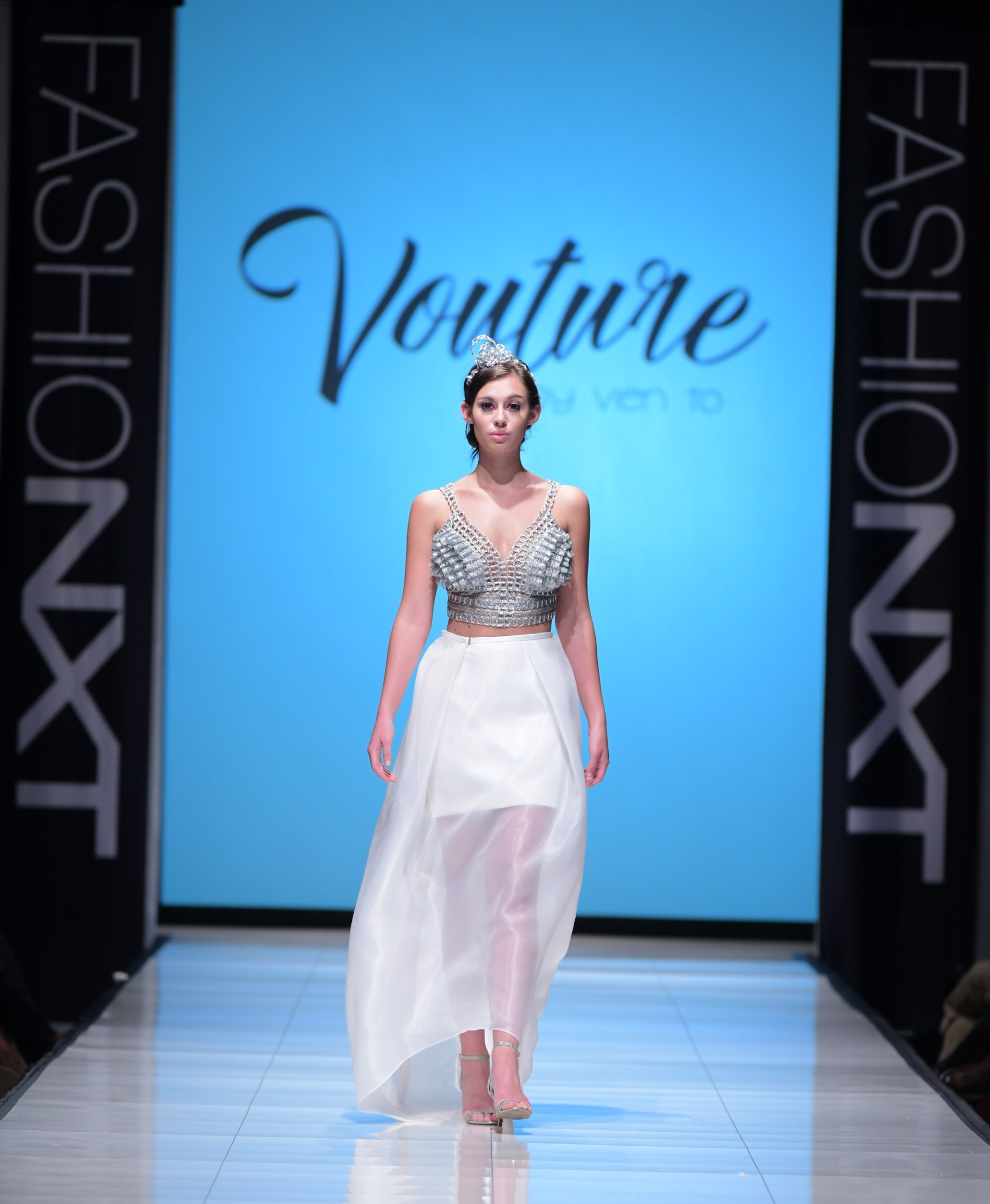 FashioNxt Week, Vouture by Vien To | photo courtesy of FashioNxt Week