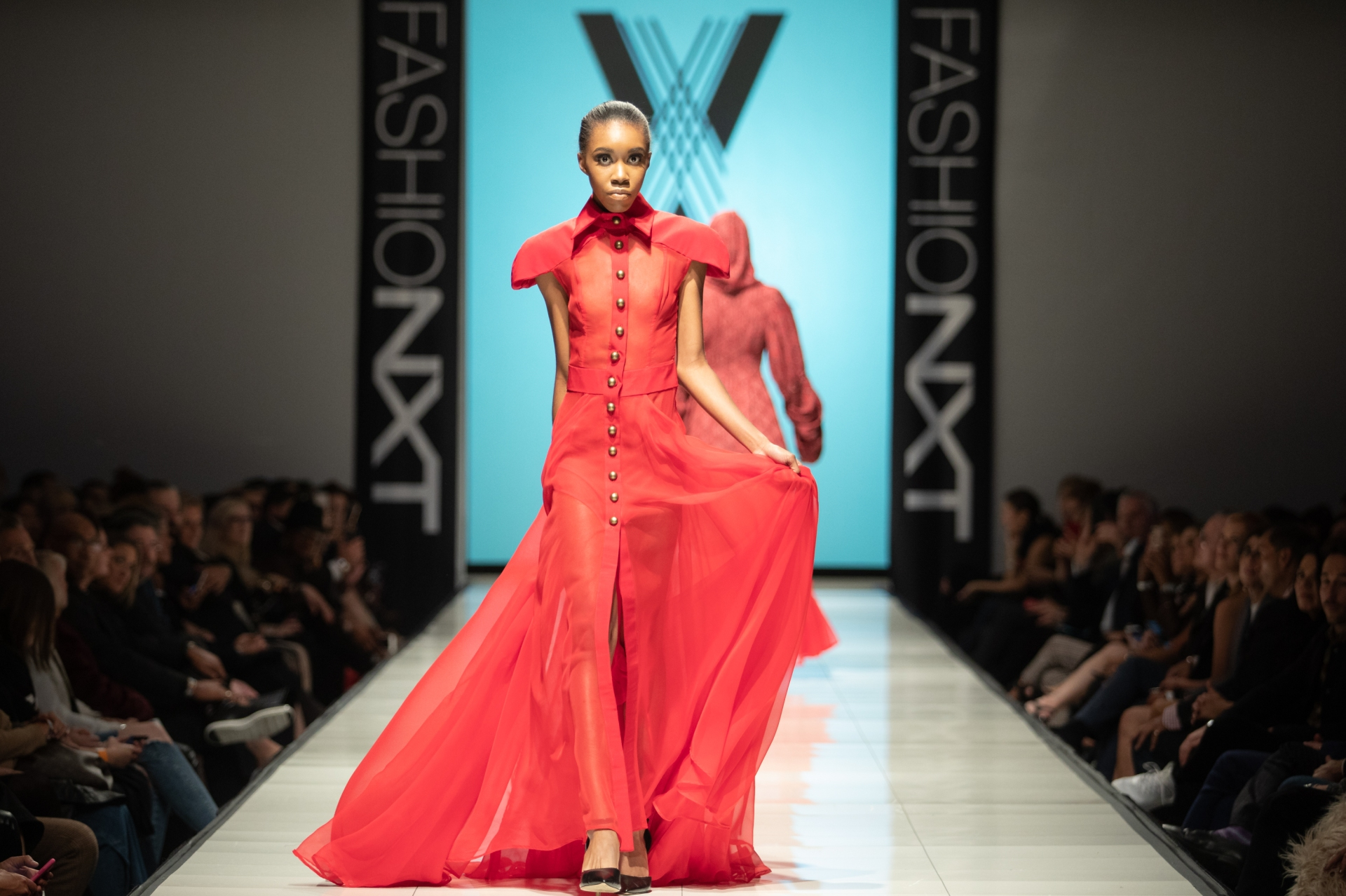 FashioNxt Week, Yamil Quiñones | photo courtesy of FashioNxt Week
