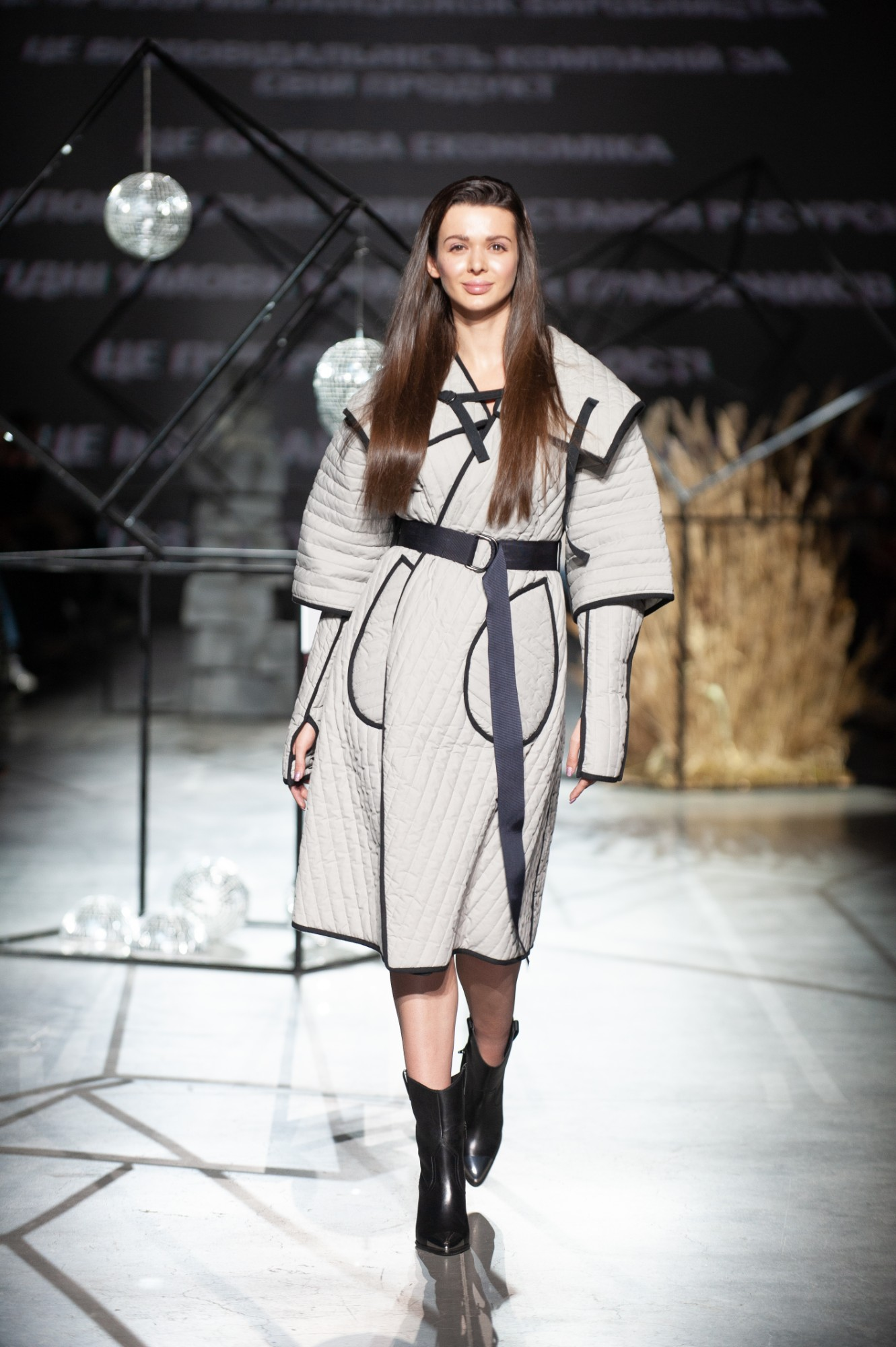Ukrainian Fashion Week, BE SUSTAINABLE! Fashion Show, Courtesy of Ukrainian Fashion Week