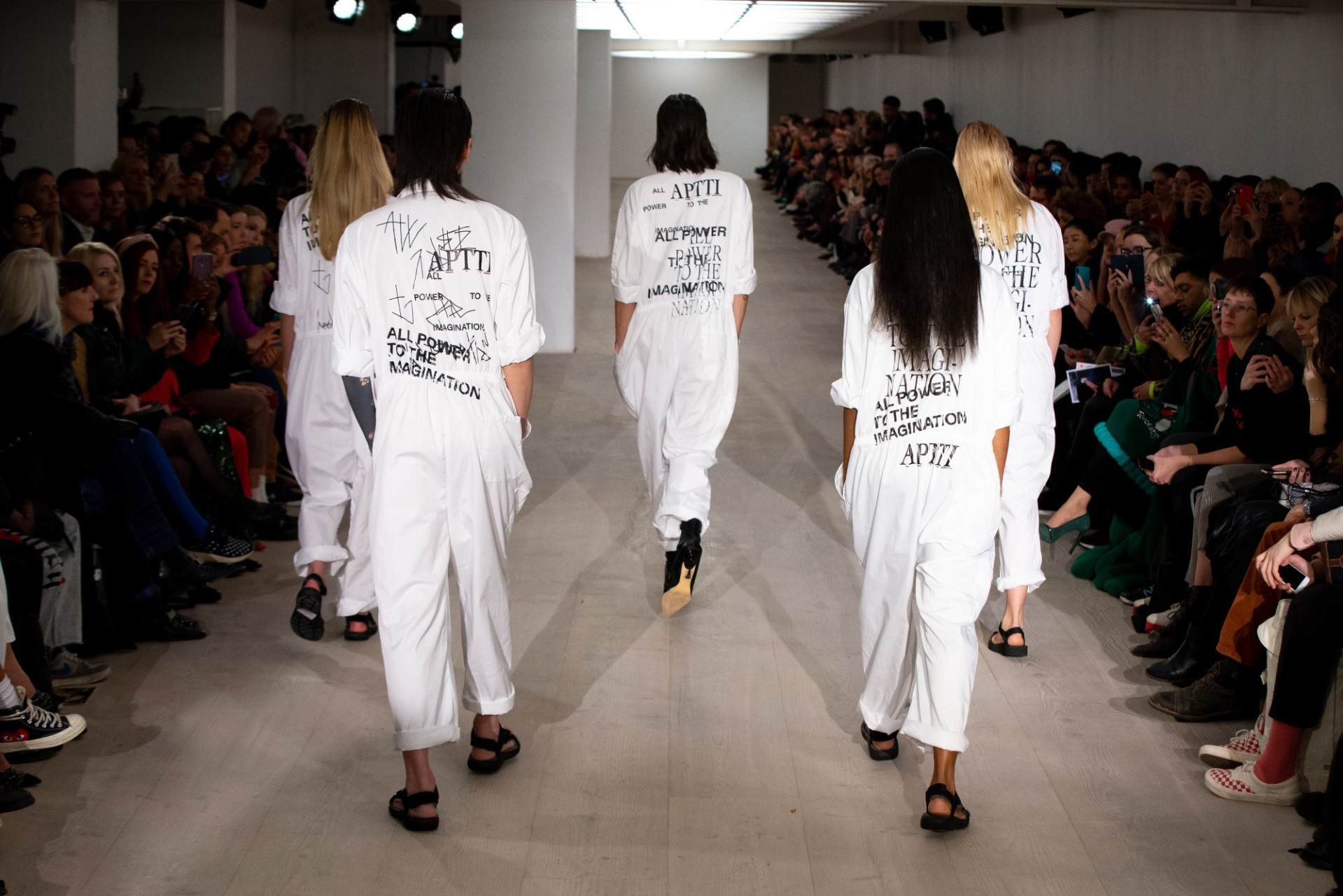 On Off presents AW20 All Power to the Imagination