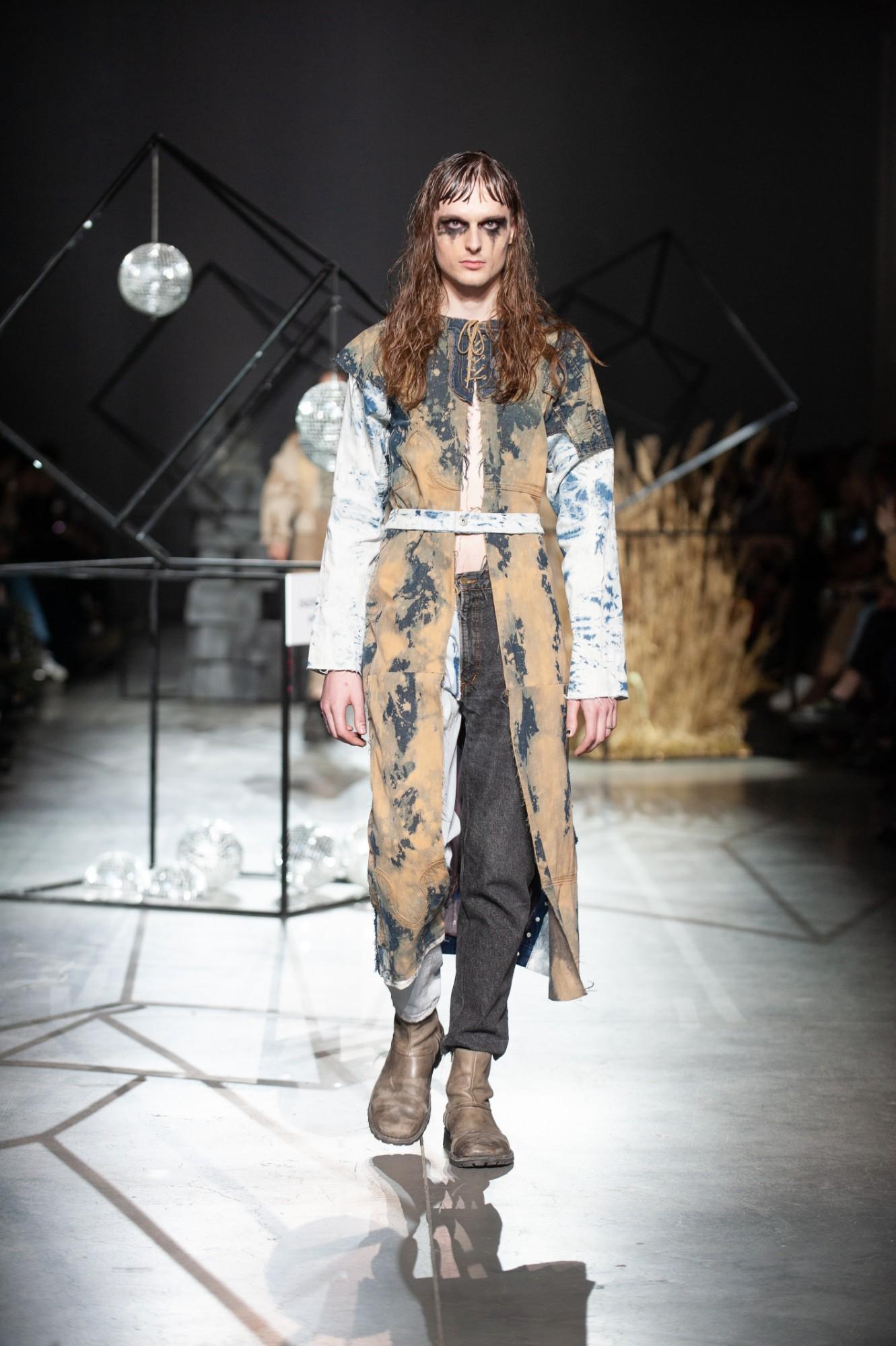 Ukrainian Fashion Week, BE SUSTAINABLE! Fashion Show, Courtesy of Ukrainian Fashion Week