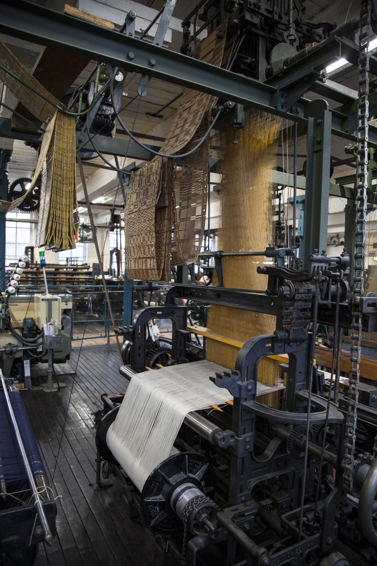 Textile Production - Needpix.com