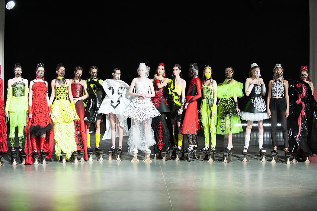 """Oyma"" by Polina Veller, designer | Ukrainian Fashion Week No Season 2021"